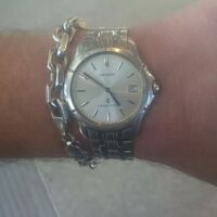 Orient Saphire Crystal Watch 3131 km