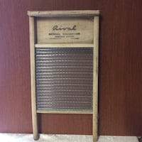 Antique Vintage Rival Washboard Montreal, H9H 1C4