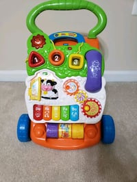 Vtech Sit to Stand Learning Walker Bristow