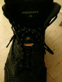 Mens work shoes, like new worn for 3 months Brampton, L6X