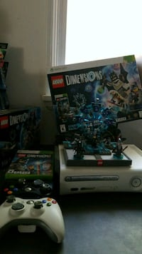 Xbox 360 and Lego Dimensions  Lancaster, 93534