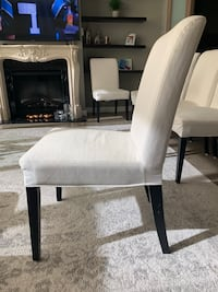 5 IKEA dining chairs for sale! Washable, removable covers Toronto, M5B 1E2