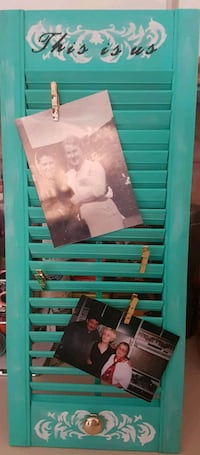 Picture  clip  shutter  board  Whitby, L1N 8X2