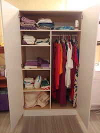 Clothes/Food Pantry