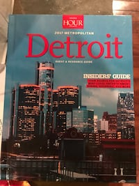 Visitors guide to Detroit Liberty Twp, 45011