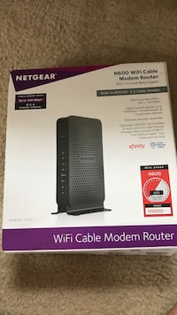 Netgear Modem Router N600 Wilmington