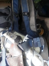 Safety harness and lanyard Round Rock, 78681