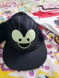Glow in dark deadmau5 snap back