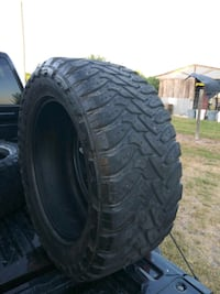 Toyo mt 4 tires 33 12.50 r20 Pharr, 78577
