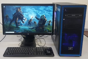 Custom FX8350 Windows 10 Gaming System 256GB SSD 16GB RAM