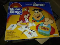 The flintstones draw rings Binghamton, 13904
