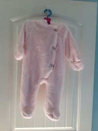 Toddler's pink fur footies Kelowna, V1Y 7A3
