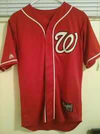Strasburg Washington Nationals official jersey  Silver Spring, 20902