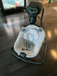 Graco multi way swing and vibrating chair Richmond Hill