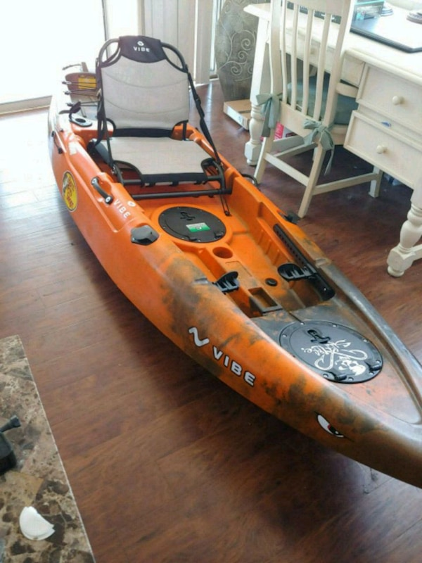 Vibe Yellowfin 100 Fishing Kayak