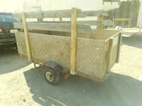 4x8 trailer with pink slip