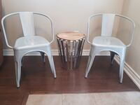 Chairs $100 for the Pair Mississauga, L4T