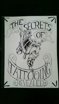 The Secrets of Tattooing Textbook. Toronto, M5R 1L6