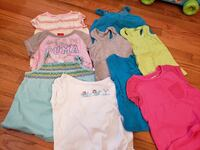 9 size 3t summer tops Centreville, 20120