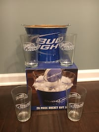 BudLight gift set for your summer barbecues  Woodbridge, 22192