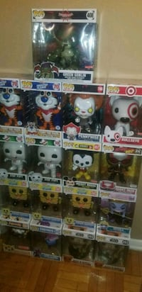 "10"" inch exclusive funko pops $50 to $80 EACH  Toronto, M1L 2T3"