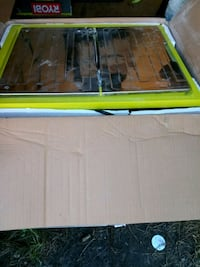Ryobi 7in wet tile saw clean Plant City, 33565