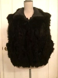 Medium Andrew Marc fur vest  Toronto, M2N 7C3
