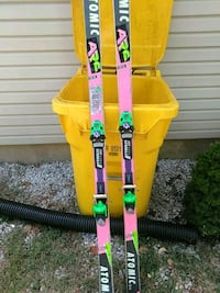Atomic Snow Skis with Tyrolia free flex bindings Pasadena, 21122