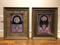 Two picture frames 18 x 23 from Living Lighting Store use anywhere.. Vaughan, L4L 5K8