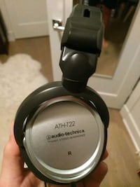 Studio headphones ATH-T22 Washington, 20010