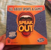 Speak Out Sport & Game Expansion Pack Toronto, M4L 2A7