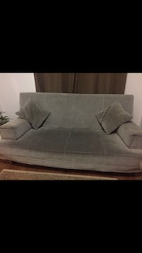 Gray sofa bed Vaughan