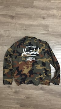 Herschel light rain jacket  Calgary, T3A