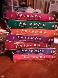 Friends season 1,2,4,5 6,7,10 Augusta, 30906
