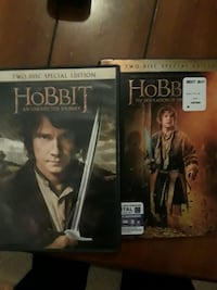 Unexpected Journey and Desolation of Smaug  Leesburg
