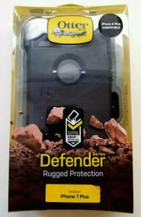 Iphone 7 plus Otterbox Defender Case