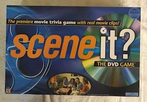 Scene it? The DVD Game in a box