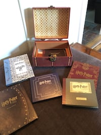 Harry Potter Blu-Ray Set- first 5 movies