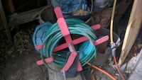 pink and green coated cable Urbanna, 23175