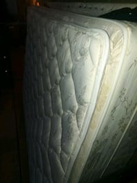 white and gray floral mattress Moore, 73160