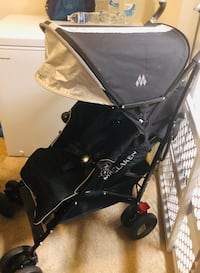 Baby's black and gray stroller Falls Church, 22041