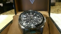 MODERN CLASSIC GUESS CHRONOGRAPH WATCH (100M/330ft