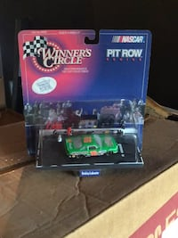 1/64 Diecast NASCAR  Pit Row  #18 Interstate Batteries