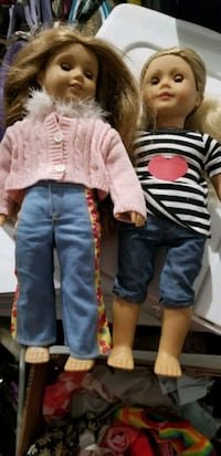 American Girl dolls and clothes Columbia