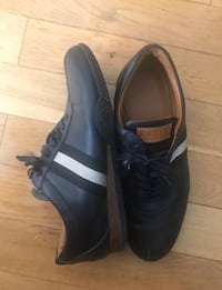 pair of black leather shoes Rockville, 20850