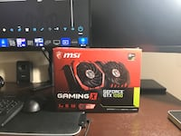 MSI GTX 1050 2gb gaming x Yeadon, 19023