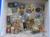 Key Chain Collection Never Used CALGARY