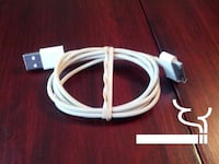 white 32-pin to USB cable Caldwell