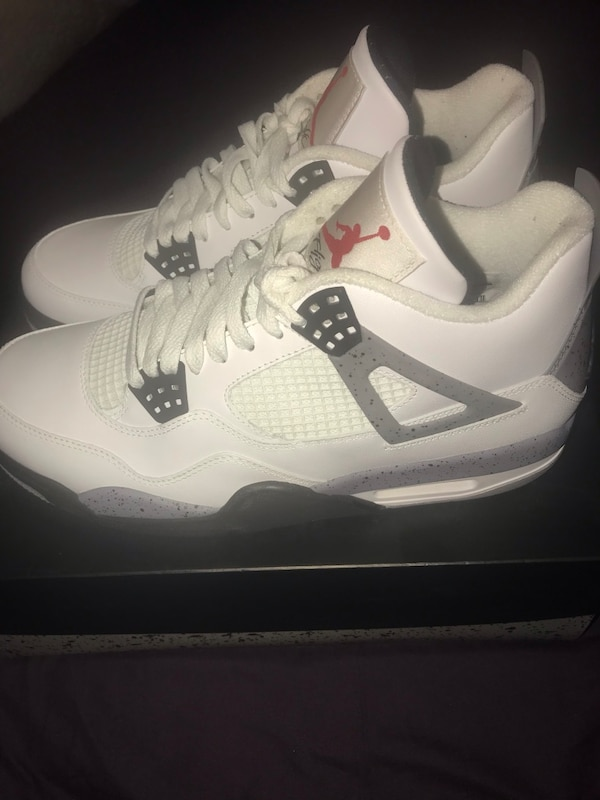 "8cf2759730f362 Used 2012 Air Jordan 4s ""Cements"" for sale in Scottdale - letgo"