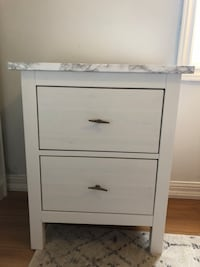 IKEA Hemnes side table Toronto, M4L